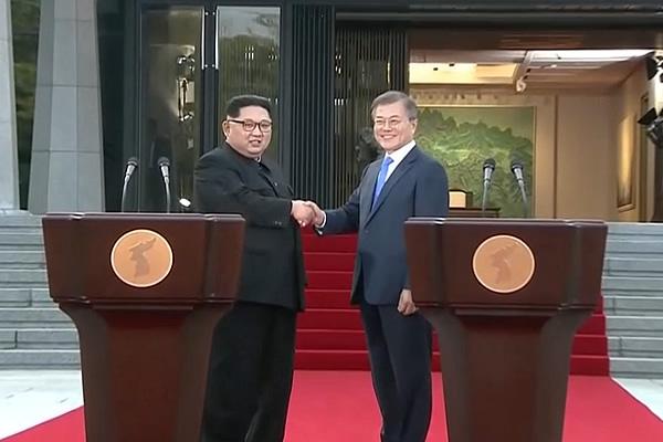 uniao das coreias