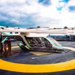 carro voador embraer uber