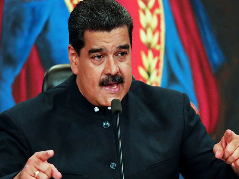 eleicoes maduro venezuela