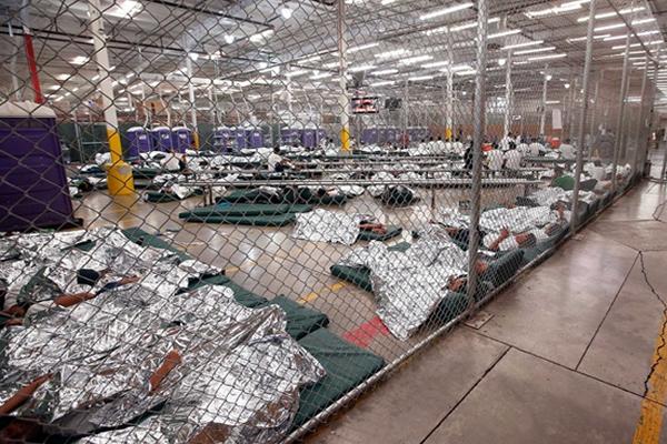 trump assina acordo imigracao ilegal criancas