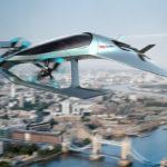 Volante Vision Concept voando