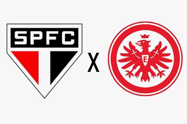 sao paulo x Eintracht Frankfurt florida cup