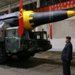 fábricas que são ligadas a lançamento de mísseis na Coreia do Norte