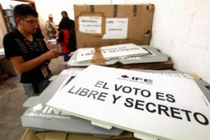 eleições estaduais no méxico