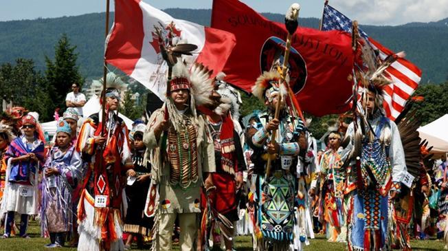 mortes de mais de mil mulheres e meninas aborígenes no canadá